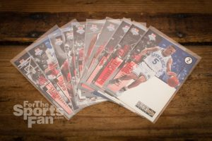 Collector's Choice Lottery Picks Set, Vintage 90s NBA