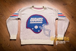 Cliff Engle Sweater, New York Giants NFL