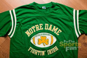 Notre Dame T-Shirt, Vintage Fighting Irish