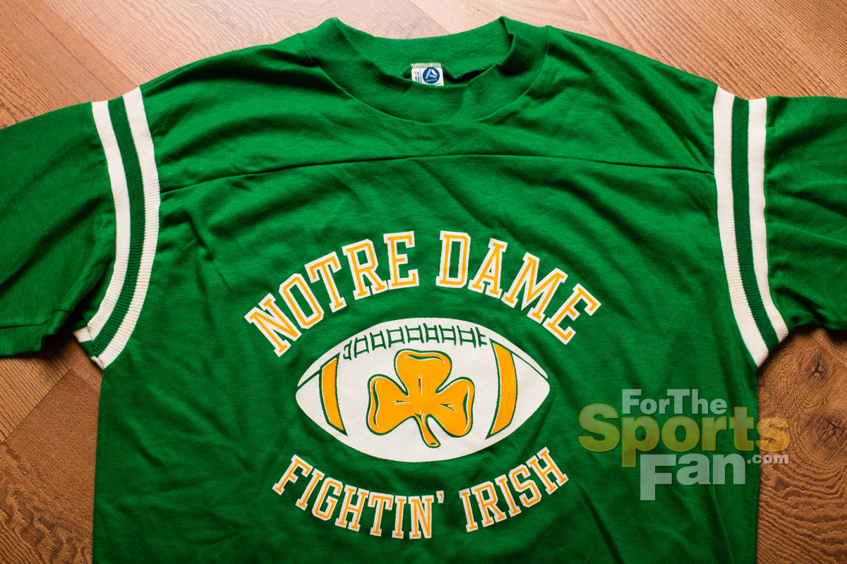 Notre Dame T-Shirt, Vintage Fighting Irish