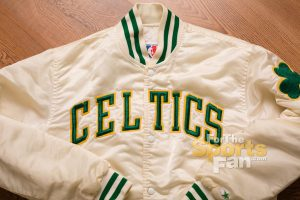 Boston Celtics Starter Jacket, Retro Vintage 80s