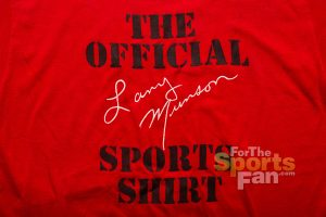Larry Munson Get the Picture T-Shirt, UGA Georgia Bulldogs