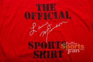 Larry Munson Get the Picture T-Shirt, UGA Georgia Bulldogs